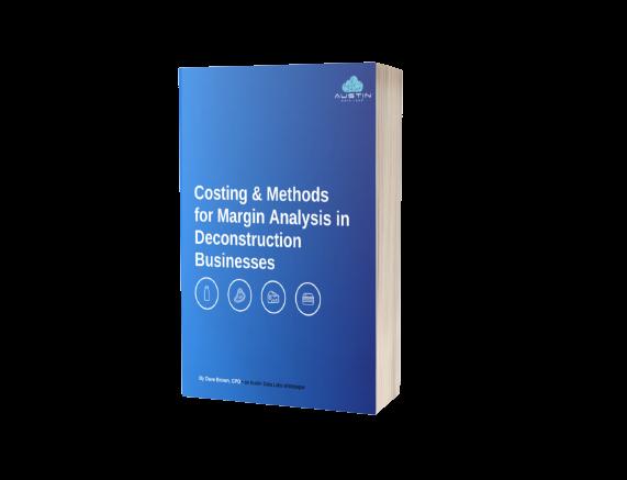 Cost Methods Margin Analysis Data Science