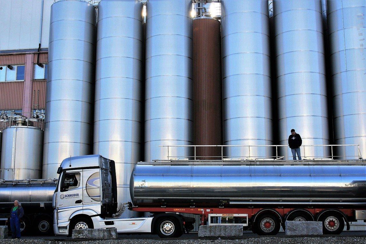 Dairy Factory ERP AI Supply Chain